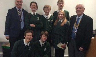 Weydon Students Win Youth Speaking Competition