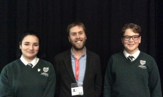 Weydon School GCSE Music Students Meet an Award-Winning Composer