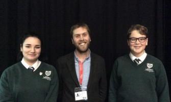 Weydon School GCSE Music Students Meet an Award-Winning Composer
