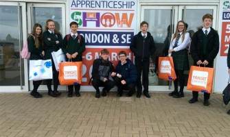 Weydon Students View Apprenticeships As An Exciting Option