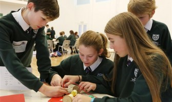 Weydon School Hosts IET Faraday Challenge