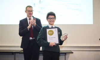 Young Geographer of the Year 2018