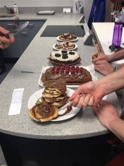 Year 8 Interform Cooking Competition