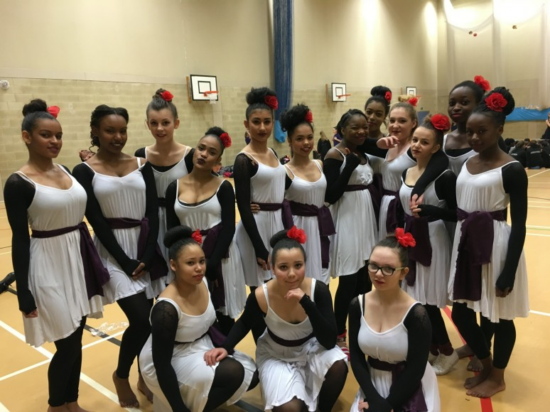 Barnet Dance Comp - Whitefield