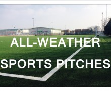 All Weather Pitches