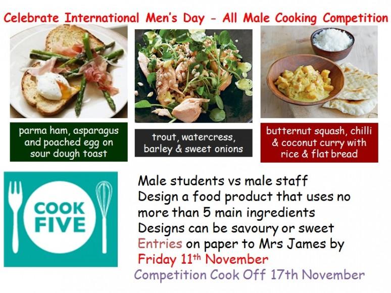 Men cook 5
