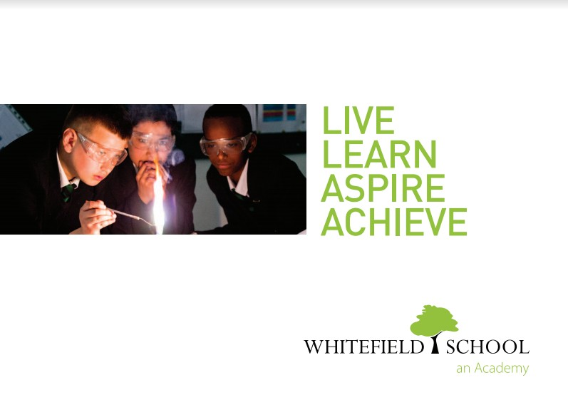 Prospectus Front Page