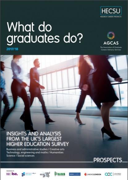 What do graduates do