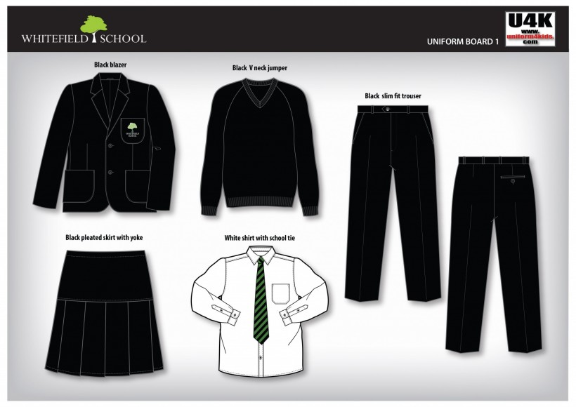 Whitefield School Uniform 1- Day wear