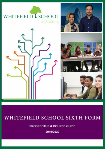 Sixth Form Prospectus Front Page 19-20