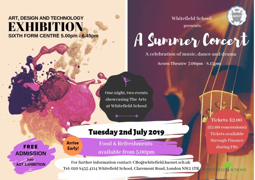 ADT Exhibition and Summer Concert 2019 (1)