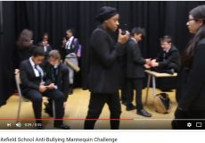 Mannequin Challenge - Anti Bullying ...