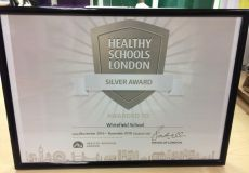 Healthy Schools London - Silver Awar...