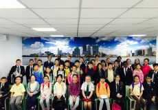 Yuxiang Chinese School Visit