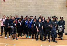 Barnet Trampolining Competition