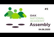 Oak Academy Assembly #5 - Movement
