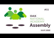 Oak Academy Assembly #11 - End Of Te...