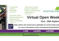 Virtual Open Event 2020 - A Message ...