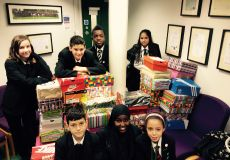 Operation Christmas Child Success!
