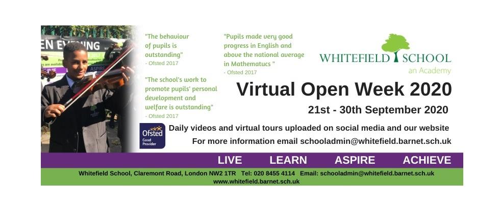 Virtual Open Event 2020