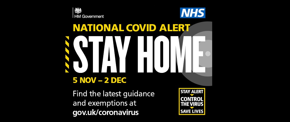 Stay At Home November 2020