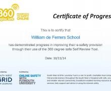 srf_certificate_progress