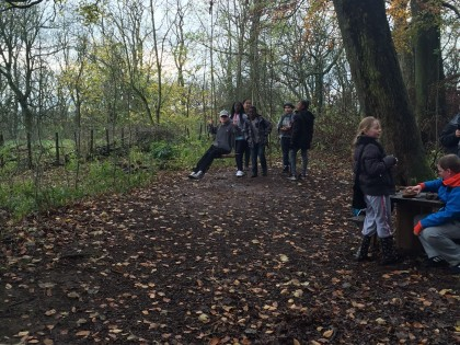 Year 6 Residential trip to Whi...