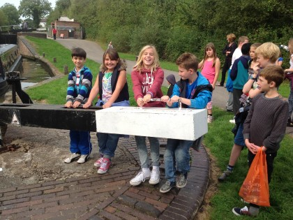 Year 6 Residential trip to Str...