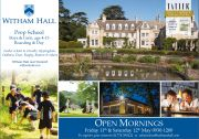 Witham Hall Open Mornings 20180327