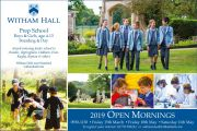 20190305 Witham Hall School Open Mornings
