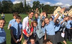 olympian-crista-cullen-at-witham-hall