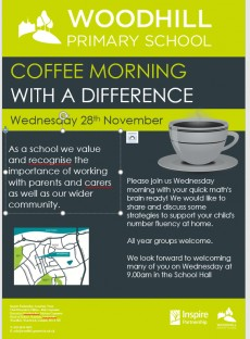Maths  Coffee Morning