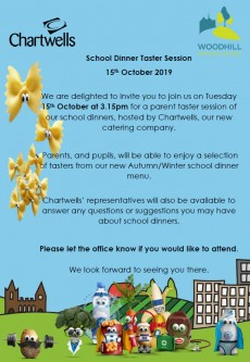 School Dinner Taster Session