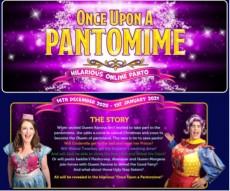 Virtual Pantomime December 2020