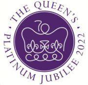 Queens jubilee logo