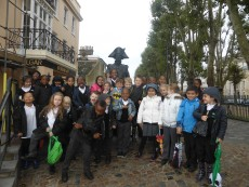 Year 1 and 2 trip to Greenwich park