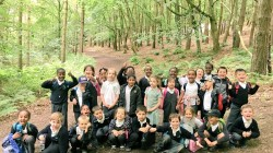 Key Stage One Enchanted Forest trip