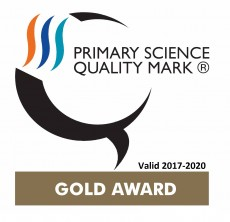 Woodhill Primary School Awarded Primary Science Quality Mark