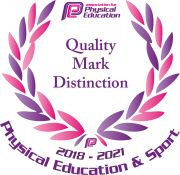 Quality Mark - Distinction 2018-2021