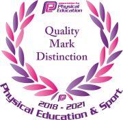 Quality Mark - Distinction 2018-2021