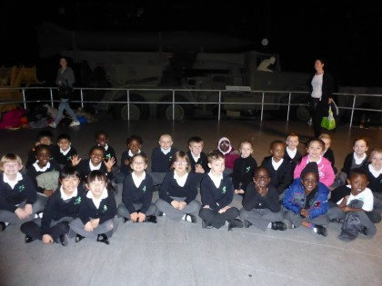 Year One visit the Firepower M...