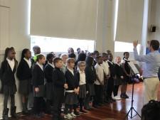 choir shocase