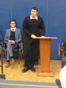 Head Boy hustings 2
