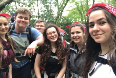 Silver Duke of Edinburgh Practice Expedition