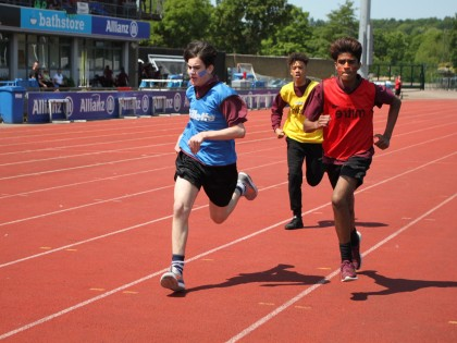 Inter-House Athletics 2016