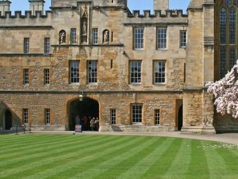 Step Up Programme – New College, Oxford University
