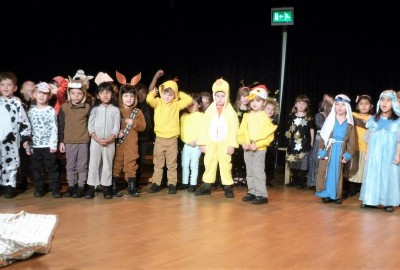 Reception Christmas Nativity