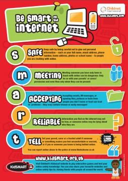 e-safety poster