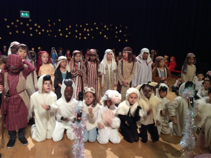 Years 1 and 2 Nativity 2017