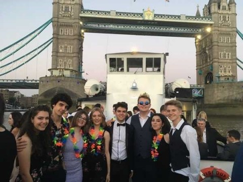 Year 13 Boat party